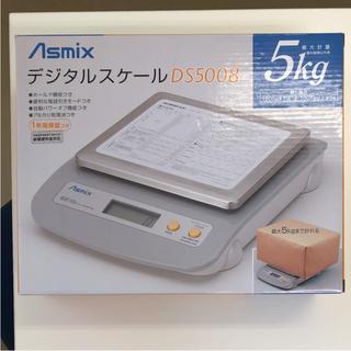 タニタ(TANITA)のアスカ デジタルスケールDS5008(日用品/生活雑貨)