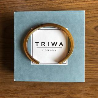 トリワ(TRIWA)のトリワ ブレスレット ペール M サイズ(ブレスレット/バングル)