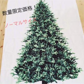 新品✨ノーマル クリスマスツリー タペストリー✨