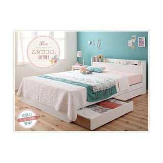 早い者勝ち 大特価 マットレス付き 収納ベッド シングル(シングルベッド)