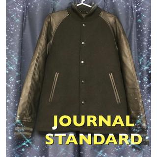 ジャーナルスタンダード(JOURNAL STANDARD)の✩【ほぼ未使用】JOURNAL STANDARD スタジャン✩(スタジャン)