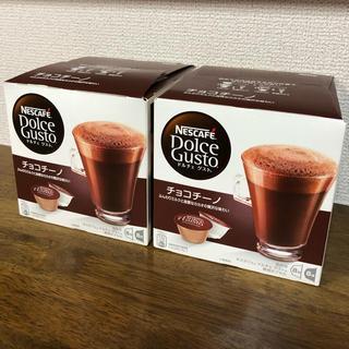 ネスレ(Nestle)のネスカフェドルチェグスト カプセル 『チョコチーノ』(コーヒー)