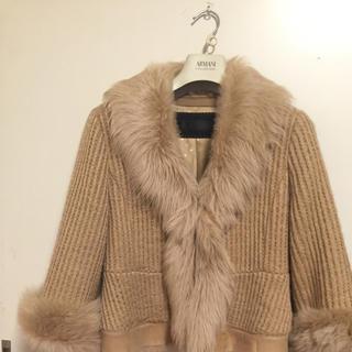 トゥービーシック(TO BE CHIC)のトゥビーシックのファージャケットです。(毛皮/ファーコート)