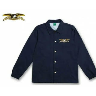 アンチヒーロー(ANTIHERO)のanti hero coach jacket usa(ナイロンジャケット)