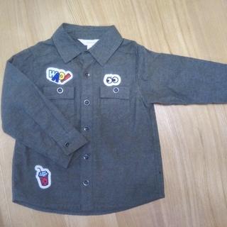 ハッシュアッシュ(HusHush)のHusHusH シャツ 100(Tシャツ/カットソー)