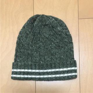 ギャップキッズ(GAP Kids)のGAP KIDS ニット帽 55cm 男の子 中古 S〜M(帽子)