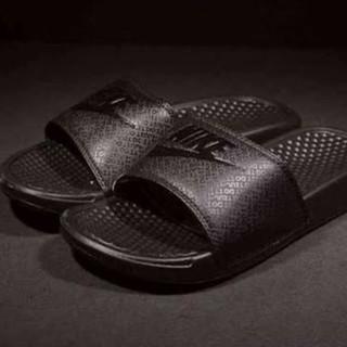 ナイキ(NIKE)の新品 ナイキ ベナッシ 27センチ 送料無料 001 漆黒 ブラック 黒NIKE(サンダル)