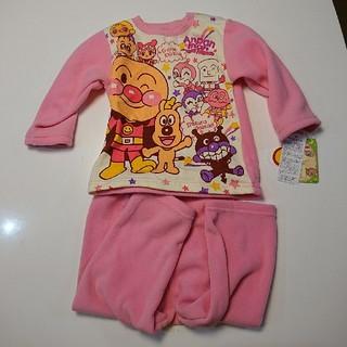 アンパンマン(アンパンマン)のアンパンマンのあったかフリース素材のパジャマ/95サイズ/女の子品(パジャマ)