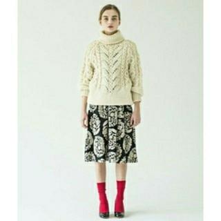 シンディー(SINDEE)の美品SINDEE Patteran Knit  定価17280円シンディニット(ニット/セーター)