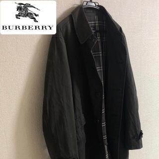 バーバリー(BURBERRY)の【Burberry】ステンカラーコート(ステンカラーコート)