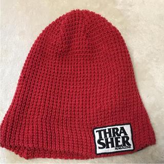 スラッシャー(THRASHER)のスラッシャー ニット帽(ニット帽/ビーニー)
