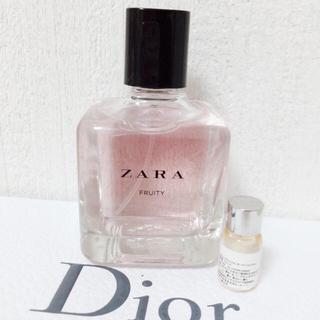 ZARA - ZARA FRUITY フルーティー 香水 ガブリエル