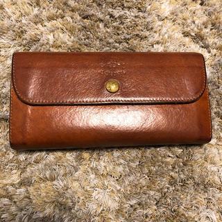 イルビゾンテ(IL BISONTE)のIL BISONTE 長財布(財布)