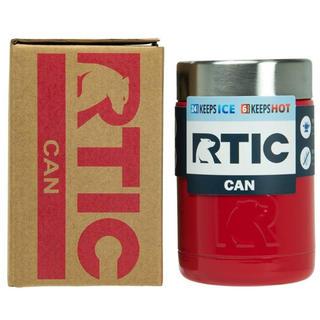 日本未発売 RTIC Can Cooler 缶クーラー 缶ホルダー  レッド(食器)