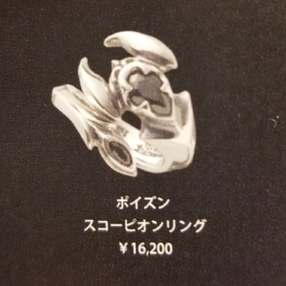 アルテミスクラシック(Artemis Classic)の※RAT様用 リング+ネックレス(リング(指輪))