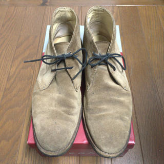 リーガル(REGAL)のREGAL 茶色 25~26cm(ブーツ)