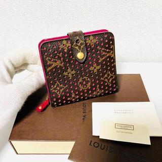 ルイヴィトン(LOUIS VUITTON)の❤️超極美品❤️最新❤️ルイヴィトン❤️コンパクトジップ 財布❤️正規品鑑定済み(財布)