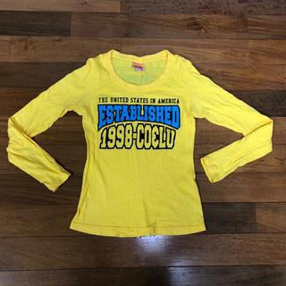 ココルル(CO&LU)のココルル  レディース  キッズ  長袖Tシャツ  ロンT(Tシャツ/カットソー)