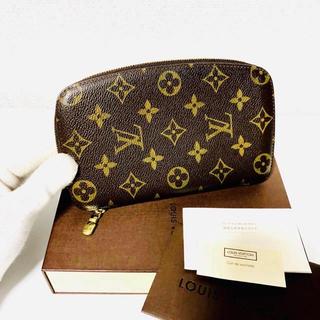 ルイヴィトン(LOUIS VUITTON)の521❤️ほぼ未使用❤️ルイヴィトン❤️ジップ 財布❤️正規品鑑定済み❤️(財布)