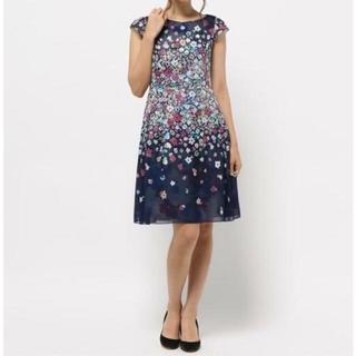 トッカ(TOCCA)のTOCCA LAURENTドレス.(ひざ丈ワンピース)