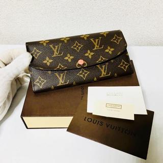 ルイヴィトン(LOUIS VUITTON)の404❤️ほぼ未使用❤️最新❤️ルイヴィトン❤️長財布❤️正規品鑑定済み❤️(財布)