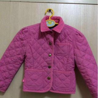 ポロラルフローレン(POLO RALPH LAUREN)の女の子90程度ラルフローレンの中綿入りジャケット ピンク (ジャケット/上着)