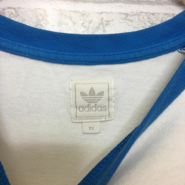 adidas(アディダス)のAdidas アディダス トレフォイルロゴ Tシャツ長袖 ロンT! メンズのトップス(Tシャツ/カットソー(七分/長袖))の商品写真