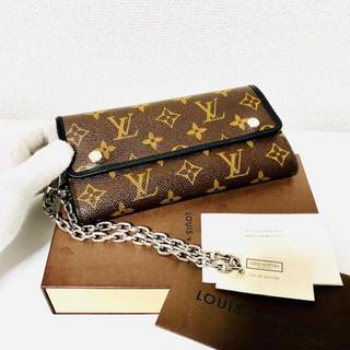 ルイヴィトン(LOUIS VUITTON)の475❤️超美品❤️最新❤️ルイヴィトン❤️三つ折り 長財布❤️正規品鑑定済み(財布)