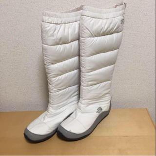 ザノースフェイス(THE NORTH FACE)の値下げ訳あり新品 ノースフェイス ブーツ(レインブーツ/長靴)