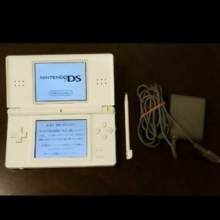 ニンテンドーDS(ニンテンドーDS)のDS Lite 本体(携帯用ゲーム本体)