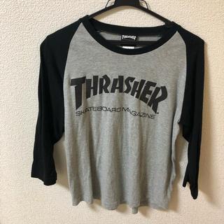スラッシャー(THRASHER)のTHRASHER(Tシャツ/カットソー(七分/長袖))