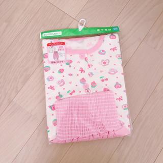 ニシマツヤ(西松屋)の. パジャマ 長袖 女の子 95 新品 未開封(パジャマ)