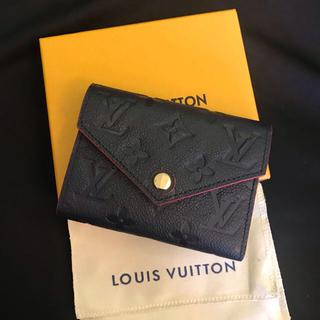 ルイヴィトン(LOUIS VUITTON)のルイヴィトン 折リ財布(財布)