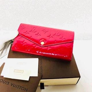 ルイヴィトン(LOUIS VUITTON)の501❤️超美品❤️最新❤️ルイヴィトン❤️長財布❤️正規品鑑定済み❤️(財布)