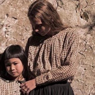 キャラメルベビー&チャイルド(Caramel baby&child )の今期【BONJOUR DIARY】親子コーデ★ママ・ブラウス(シャツ/ブラウス(長袖/七分))