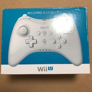 ウィーユー(Wii U)のwiiU プロコントローラー(その他)