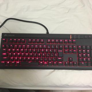 CORSAIR STRAFE CherryMX RED(PC周辺機器)