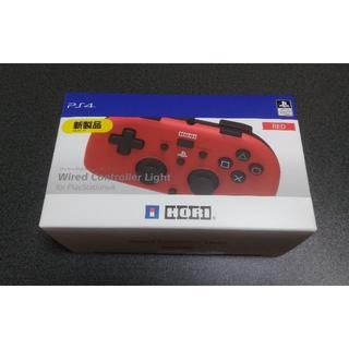HORI ワイヤードコントローラー PS4用(その他)