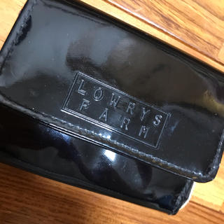 LOWRYSFARM ローリーズファーム 黒 財布 小銭入れ(コインケース)