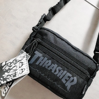 スラッシャー(THRASHER)の在庫3♡THRASHER♡スラッシャー♡2WAYショルダー♡THRSG-400(ショルダーバッグ)