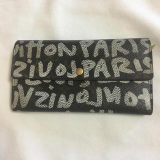 ルイヴィトン(LOUIS VUITTON)のルイヴィトン グラフィティ 長財布(財布)