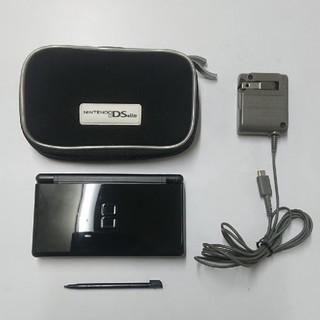 ニンテンドーDS(ニンテンドーDS)の任天堂 DS liteセット ブラック  (携帯用ゲーム本体)