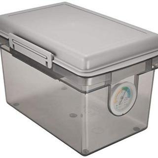 バカ売れ‼  キャパティドライボックス カメラ保管防湿庫 8L(防湿庫)