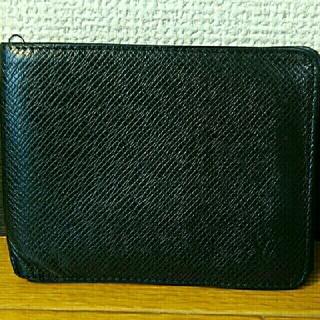 ルイヴィトン(LOUIS VUITTON)のルイヴィトン LOUIS VUITTON  2つ折り 財布 カード入れ(財布)
