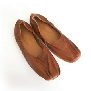 トゥデイフル(TODAYFUL)のTODAYFUL トゥデイフル☆Flat Ballet Shoes 36(バレエシューズ)