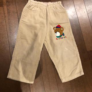 ミキハウス(mikihouse)のミキハウス キッズベビー サイズ90 ベージュコーデュロイズボン パンツ(パンツ/スパッツ)