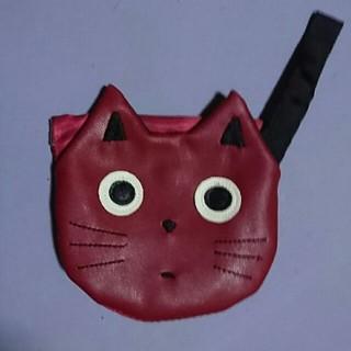 猫ちゃんの小銭入れ(コインケース)