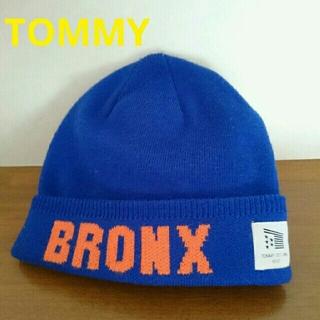 トミー(TOMMY)のトミー・ヒルフィガー  ニット帽(ニット帽/ビーニー)