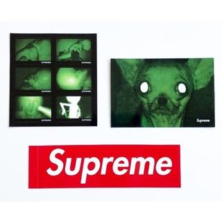 シュプリーム(Supreme)の3枚セット  Supreme Chris Cunningham Sticker(その他)
