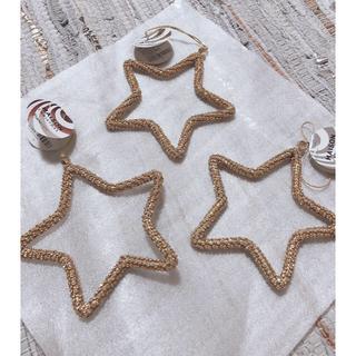 フランフラン(Francfranc)の新品フランフラン オーナメント クリスマス 星(その他)
